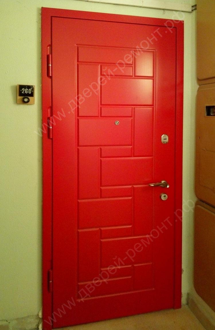 двери входные антивандальные для квартиры