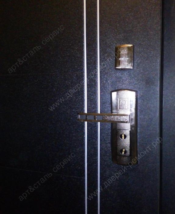 замена дверных ручек