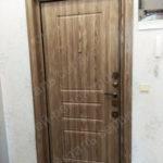 Шумотеплоизоляция входной двери