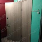 Реставрация входной двери в Тушино
