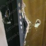 Восстановление двери после взлома