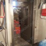 Изготовление и установка противопожарных дверей со стеклом и вентрешеткой в Барвихе