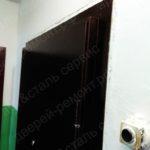 Изготовление и установка двери