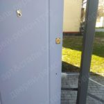 До установки биометрического замка в К. П. Кратово