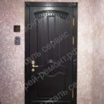 Изготовление и монтаж двери с массивом дуба под ключ в Балашихе