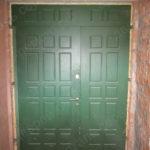 До комплексного ремонта двери на Рублевском шоссе